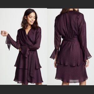 Joie NWT Marcel Dress Houndstooth Print